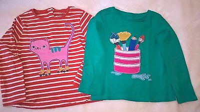 Next girls tops /3-4 yrs/excellent condition