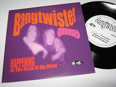 "BANGTWISTER – Grounded EP – 7"" – heavy psych (NEST)"