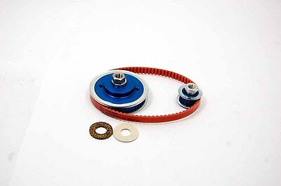 Dynamo belt drive kit for BSA A7 A10 twins