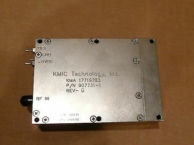 KMIC Technology L-Band Frequency Upconverter Pat #907731-1, 23GHZ