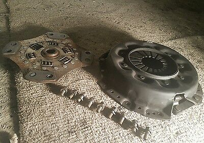 SR20DET Stage 5 Competition Clutch 200SX Silvia S13 S14
