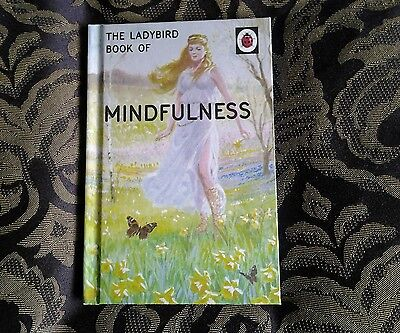 The Ladybird Book of Mindfulness  Brand new