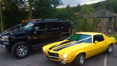 Wedding Car Hire £700 for the TWO (Biggest in the North) The Bad-ass Pair