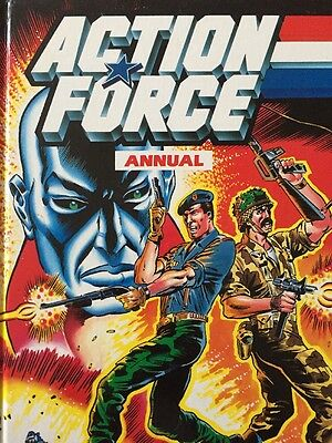 Action Force Annual 1987 Marvel