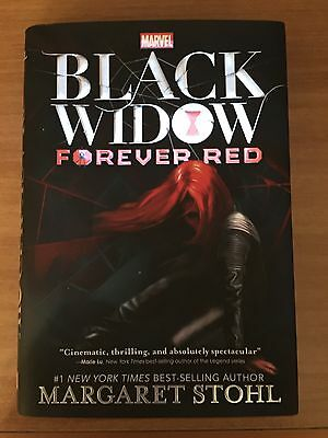 Black Widow Forever Red - Margareth Stohl (in Inglese)