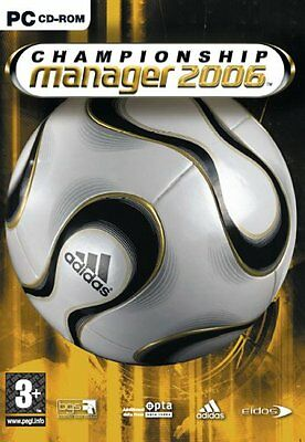 1x box of 54 Championship Manager 2006 PC NEW 5021290025127