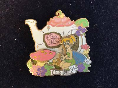 DLR - Pixie Hollow - Tinker Bell Disney Pin