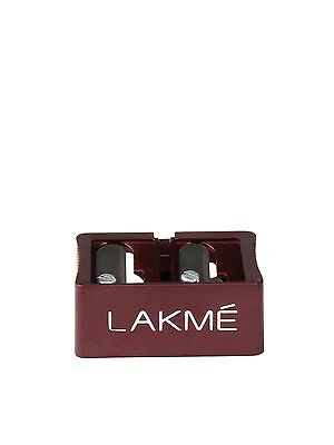 Lakme Dual Sharpener Sharpens Any Type Of Pencil Free Shipping