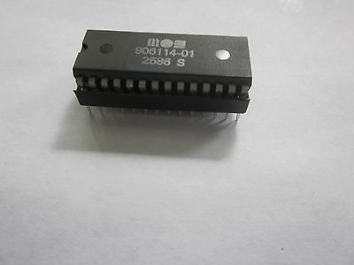 Commodore 64 PLA Chip 906114-01+82S100+8700-01