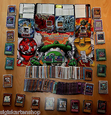 Yu-Gi-Oh Karten in DEUTSCH mit Holo Ultra Rare Gold Rare Common (Sammlung Deck)