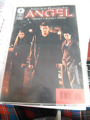 Angel Comic Issue 2 Brand New Wrapper