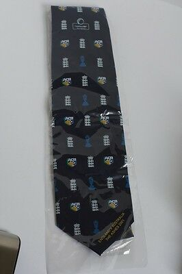 The Ashes: England v Australia 2001 Tie - Never used Cricket