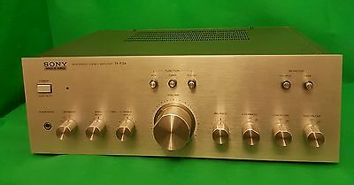 Vintage SONY  TA-F3A  INTEGRATED STEREO AMPLIFIER  (D1)