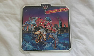 Keel Because The Night Shaped Picture Disc Keepd 1 Heavy Metal
