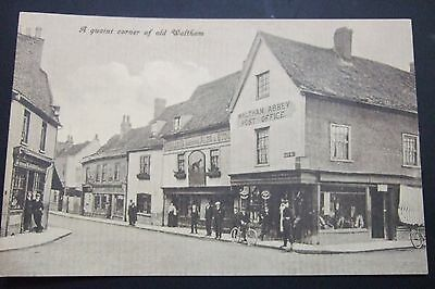 Waltham Abbey Post office , nr  Cheshunt, Enfield,  Barnet, PC.  G Condition,