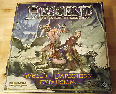 Descent Journeys in the Dark - Well of Darkness Expansion (1st Edition) FFG
