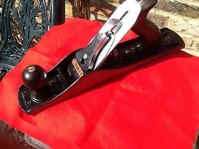 Nut and bolt refurbished Made in England Stanley Bailey No5 plane
