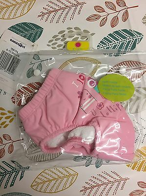 Infant Girls 6-12 Months Swimming Nappy