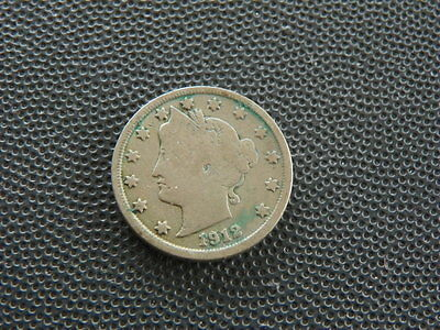 Liberty Nickel  - 1912 D or S  ????