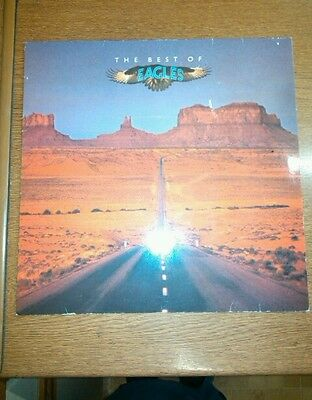 The best of Eagles LP