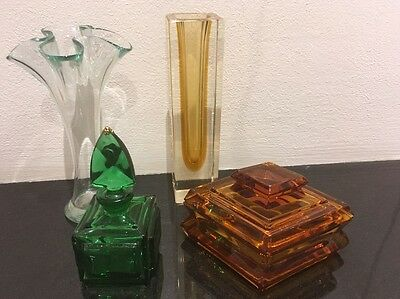 4 Lovely Pieces Of Glass wear