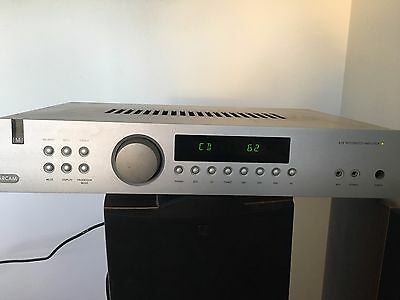 Arcam FMJ A18 Phono Integrated Amplifier