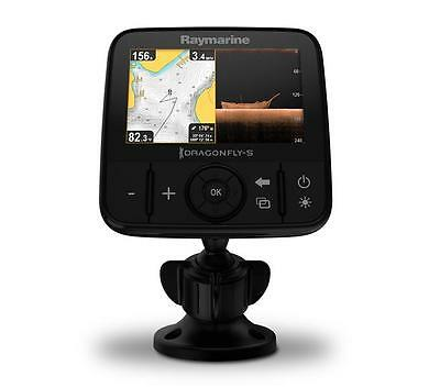 """Dragonfly 5Pro 5"""" CHIRP DownVision + Sonar inkl. CPT-DVS Geber & Wi-Fi (E70293)"""