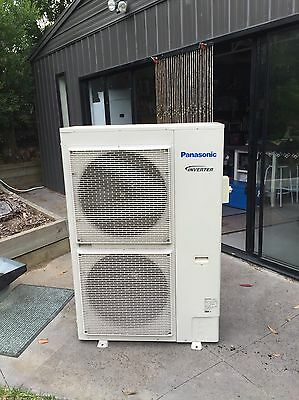 panasonic air conditioner Inverter Heating/cooling + Extras