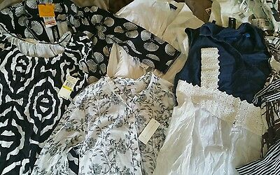 Women clothing wholesale lot resale 23 pcs TOP DESIGNERS new with tags