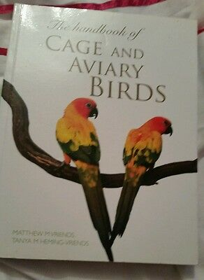 the hand book cage and aviary birds