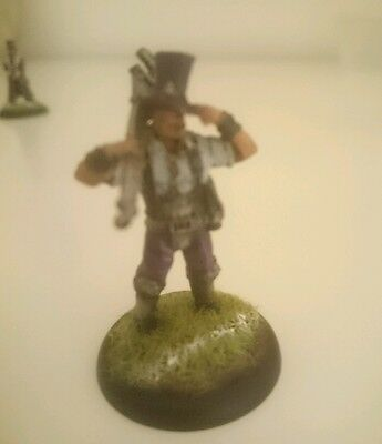 Harry the hat halloran painted union guild ball guildball
