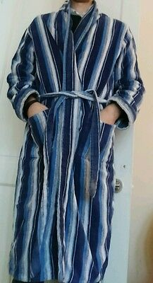 vintage retro dressing gown