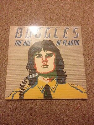 Buggles - The Age Of Plastic, Vinyl LP UK 1980 (ILPS 9585)