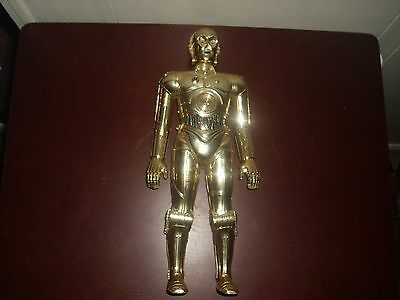 "Vintage 1978 Star Wars 12"" C3PO Action Figure"