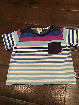 Baby Boys Ted Baker T Shirt 6-9 Months
