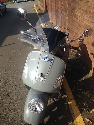Vespa GTV 250 GT60 number 396 0f 1000 made but extra special 995 miles from new