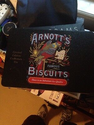 Arnotts Limited Edition Collectors Tin