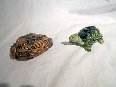Vintage Wade Crab And Tortoise
