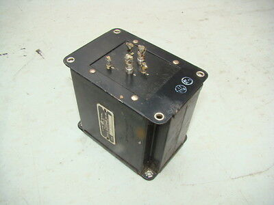 Kenyon T-361 Filament Transformer @ 10V &  8A. Ct