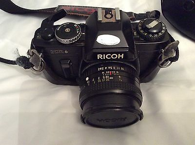 Ricoh XR 6 Camera With Carry Case