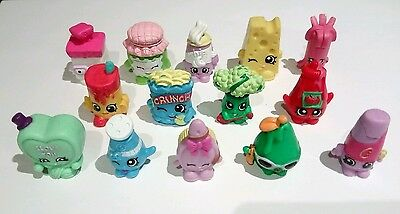 Shopkins Season 1 Bundle Of 14!
