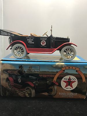 Ertl Collectibles Texaco 1917 Maxwell Touring Car Collector Series 14