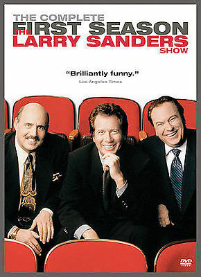 Larry Sanders Show The Complete First Season DVD 2007 3-Disc Set