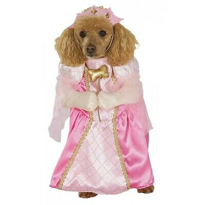 Pretty Princess Dog Pet Costume Pet Halloween Fancy Dress