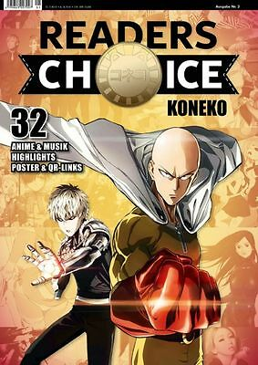 Koneko Readers Choice 3