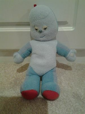 """Iggle Piggle  11"""" Sings And Taik And Sevals Other Sounds From Night Garden  In E"""