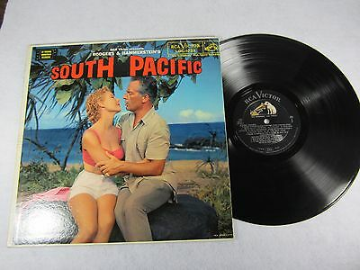 Rogers &Hammerstein`s SOUTH PACIFIC Original Sound Track