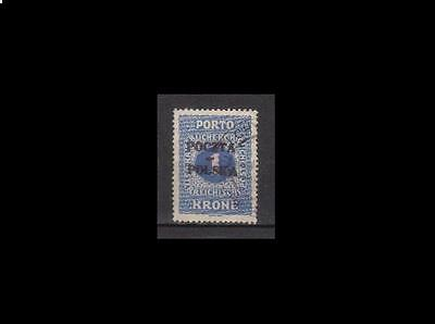POLAND 1919 Cracow stamp fi.D10 used