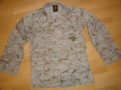 Us Marines Coat Small Long Marpat Uniform Usmc Jacke Army Special Forces Desert