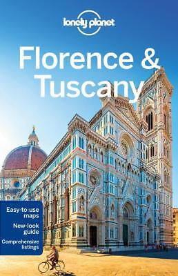 NEW Florence & Tuscany By Lonely Planet Travel Guide Paperback Free Shipping